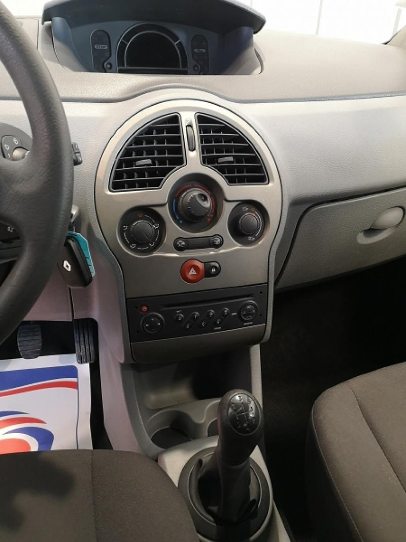 Photo 10 de l'offre de RENAULT MODUS 1.2 16V 75CH EXPRESSION ECO² à 5490€ chez Auto VEC
