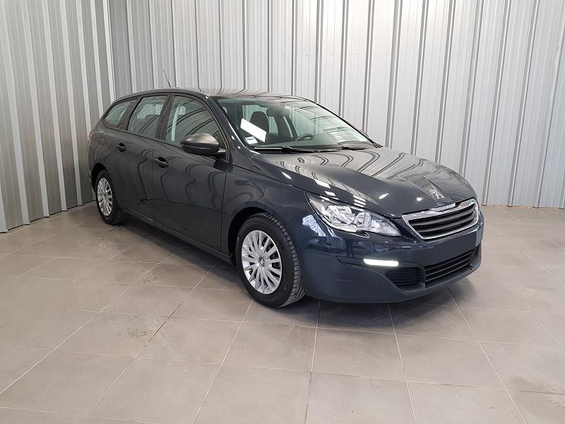 Photo 2 de l'offre de PEUGEOT 308 SW 1.6 HDI FAP 92CH ACCESS à 9990€ chez Auto VEC