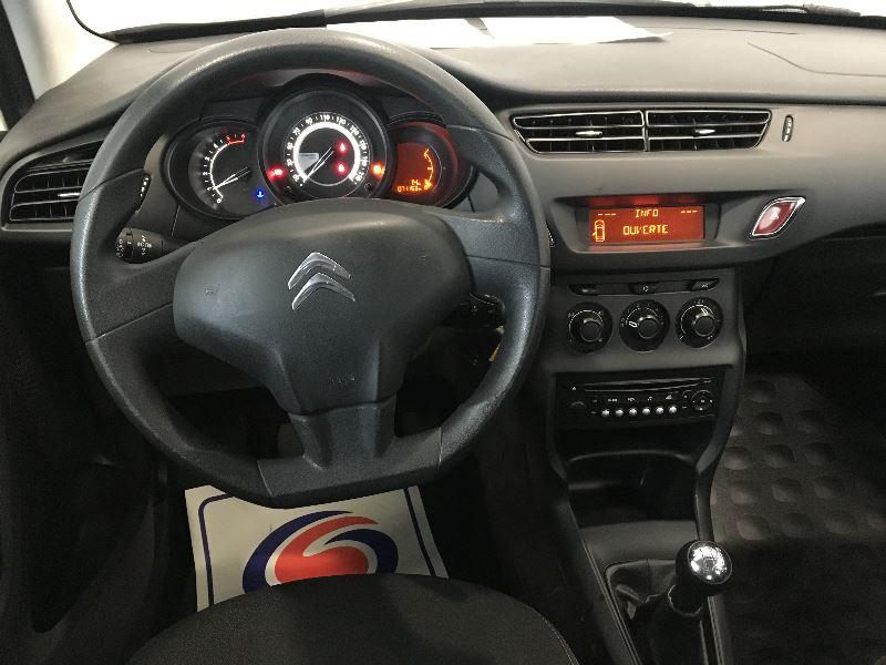 Photo 7 de l'offre de CITROEN C3 STE HDI 70 CLUB ENTREPRISE à 6990€ chez Auto VEC