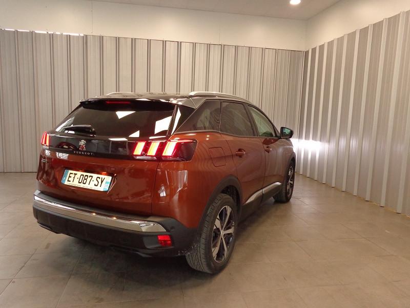 Photo 4 de l'offre de PEUGEOT 3008 1.6 BLUEHDI 120CH ACTIVE BUSINESS S&S EAT6 à 22990€ chez Auto VEC