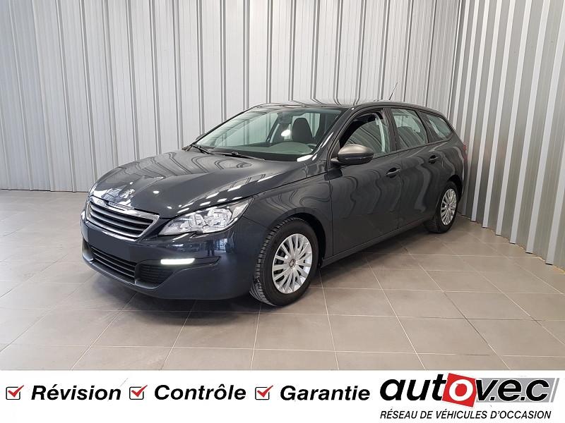 Peugeot 308 SW 1.6 HDI FAP 92CH ACCESS Diesel GRIS F Occasion à vendre