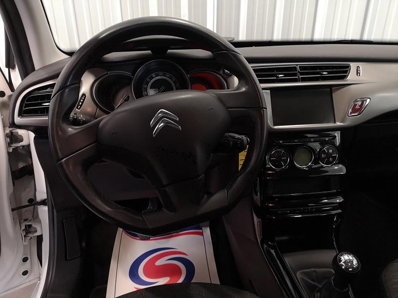 Photo 9 de l'offre de CITROEN C3 BLUEHDI 75 CONFORT BUSINESS S&S 79G à 7990€ chez Auto VEC