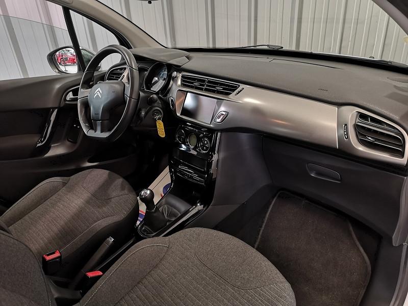 Photo 8 de l'offre de CITROEN C3 BLUEHDI 75 CONFORT BUSINESS S&S 79G à 7990€ chez Auto VEC