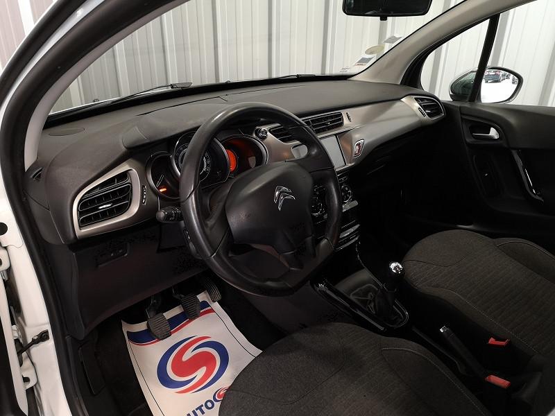 Photo 7 de l'offre de CITROEN C3 BLUEHDI 75 CONFORT BUSINESS S&S 79G à 7990€ chez Auto VEC