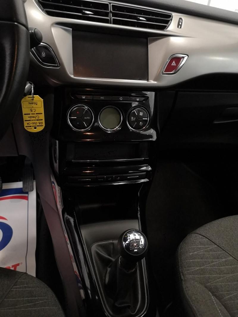 Photo 10 de l'offre de CITROEN C3 BLUEHDI 75 CONFORT BUSINESS S&S 79G à 7990€ chez Auto VEC