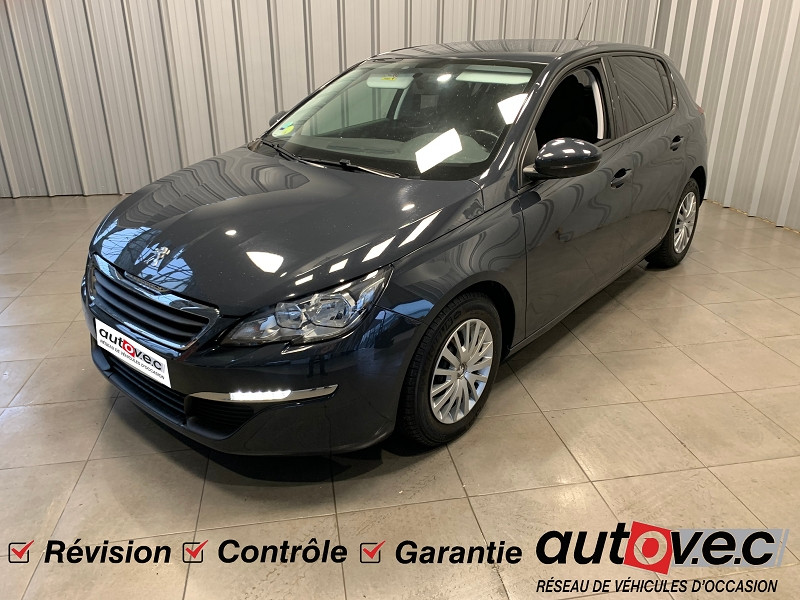 Photo 1 de l'offre de PEUGEOT 308 1.6 BLUEHDI 100CH ACCESS BUSINESS S&S 5P à 12990€ chez Auto VEC