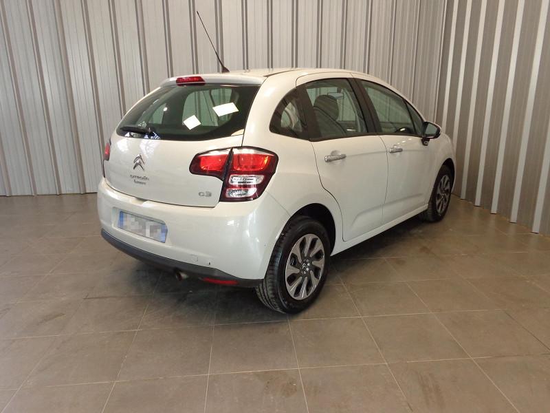 Photo 5 de l'offre de CITROEN C3 STE HDI 70 ENTREPRISE à 5990€ chez Auto VEC