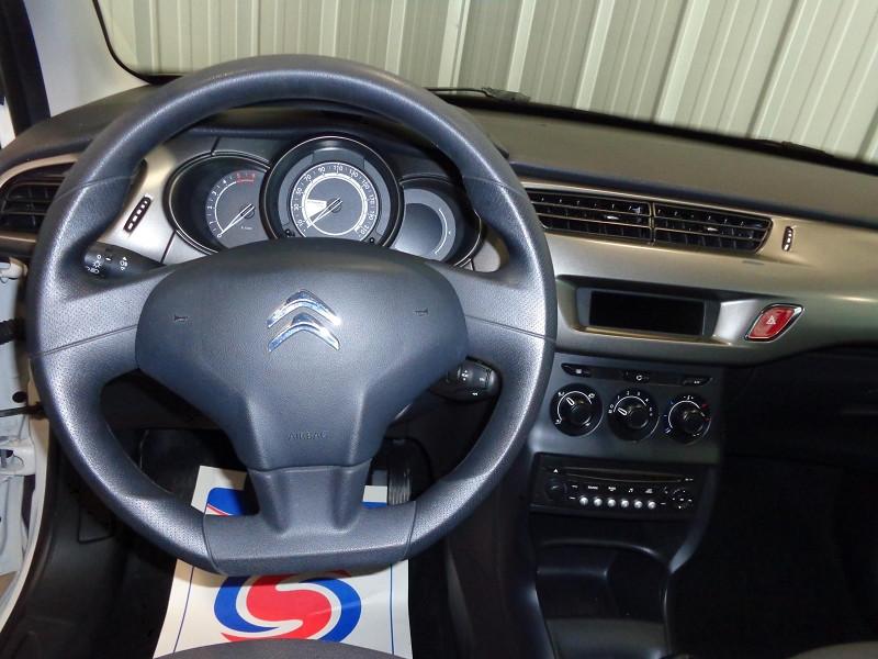 Photo 9 de l'offre de CITROEN C3 STE HDI 70 ENTREPRISE à 5990€ chez Auto VEC
