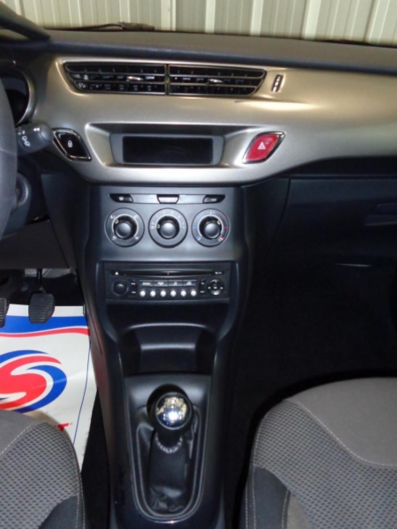Photo 8 de l'offre de CITROEN C3 STE HDI 70 ENTREPRISE à 5990€ chez Auto VEC