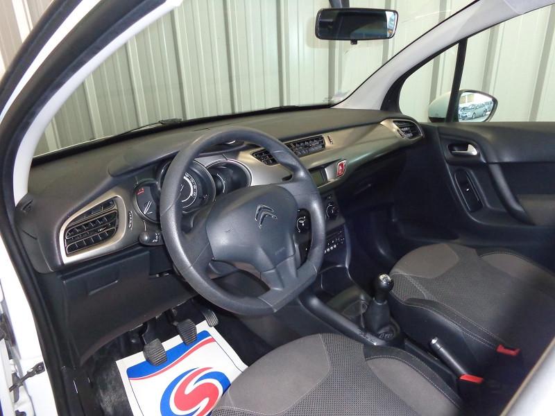 Photo 6 de l'offre de CITROEN C3 STE HDI 70 ENTREPRISE à 5990€ chez Auto VEC