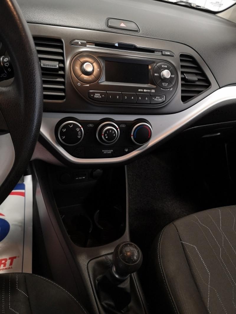 Photo 10 de l'offre de KIA PICANTO 1.0 STYLE 3P à 5490€ chez Auto VEC