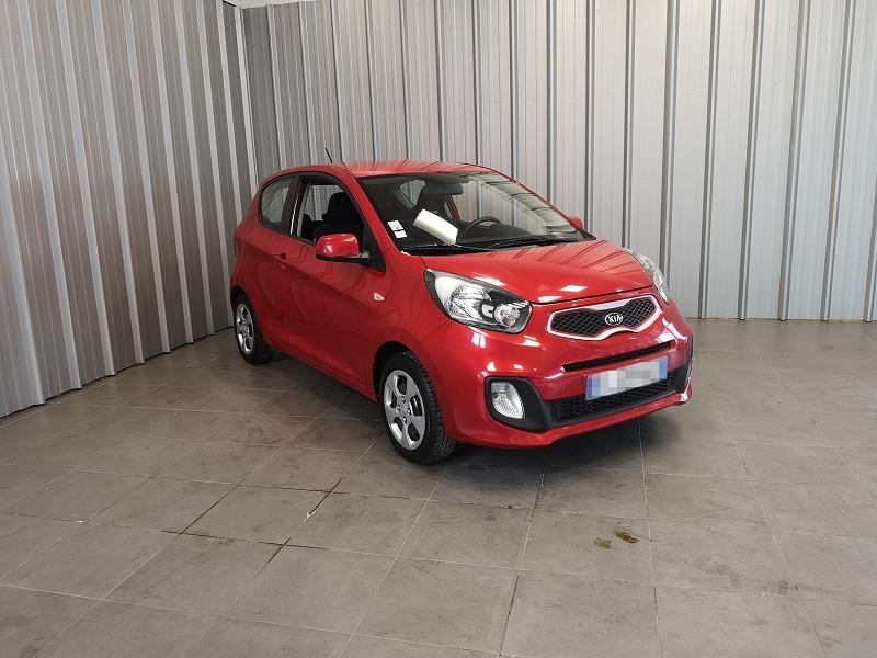 Photo 2 de l'offre de KIA PICANTO 1.0 STYLE 3P à 5490€ chez Auto VEC