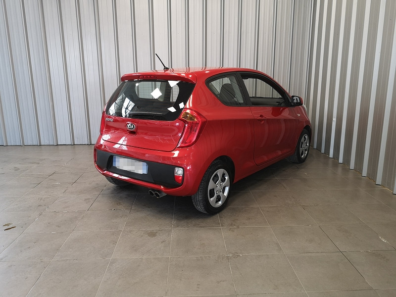 Photo 5 de l'offre de KIA PICANTO 1.0 STYLE 3P à 5490€ chez Auto VEC