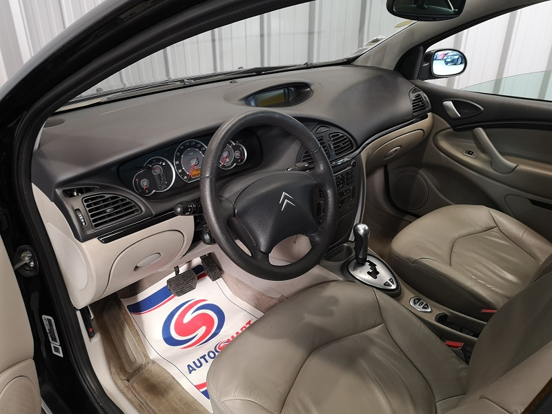 Photo 7 de l'offre de CITROEN C5 3.0 V6 EXCLUSIVE BAA à 6990€ chez Auto VEC