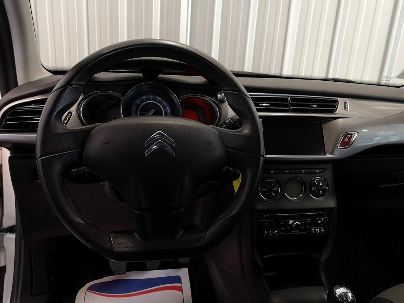 Photo 9 de l'offre de CITROEN C3 1.4 HDI70 BUSINESS à 7490€ chez Auto VEC