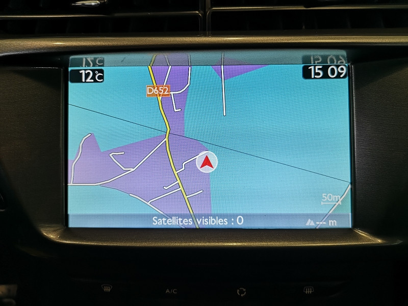 Photo 10 de l'offre de CITROEN C3 1.4 HDI70 BUSINESS à 7490€ chez Auto VEC