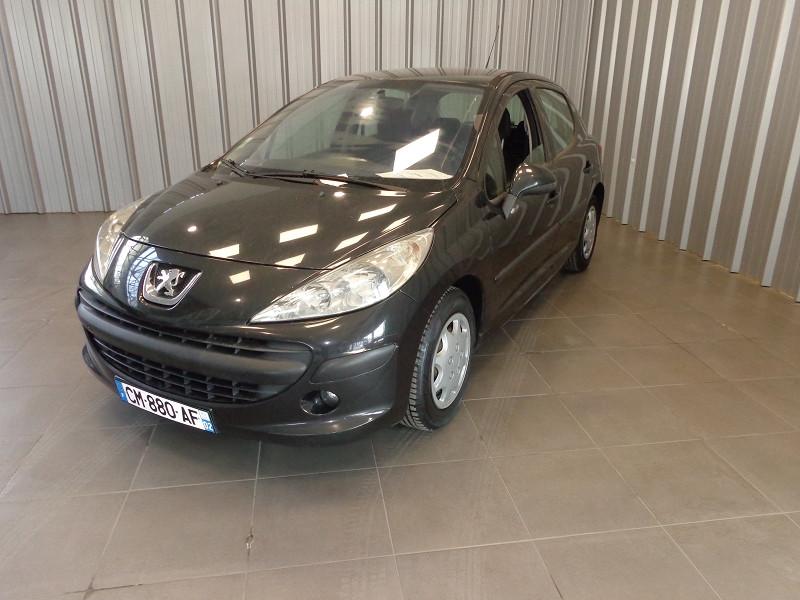 Peugeot 207 1.4 HDI70 PREMIUM 5P Diesel NOIR Occasion à vendre