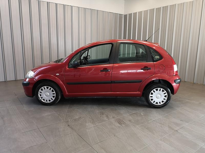 Photo 3 de l'offre de CITROEN C3 1.4 HDI70 PACK CLIM à 4990€ chez Auto VEC