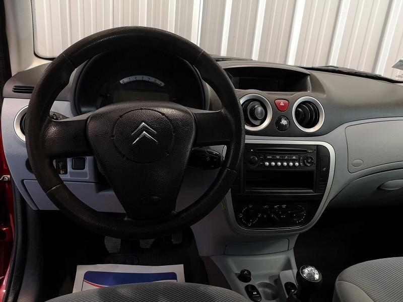 Photo 9 de l'offre de CITROEN C3 1.4 HDI70 PACK CLIM à 4990€ chez Auto VEC