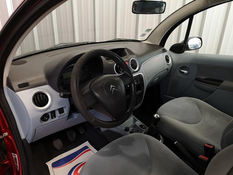 Photo 7 de l'offre de CITROEN C3 1.4 HDI70 PACK CLIM à 4990€ chez Auto VEC
