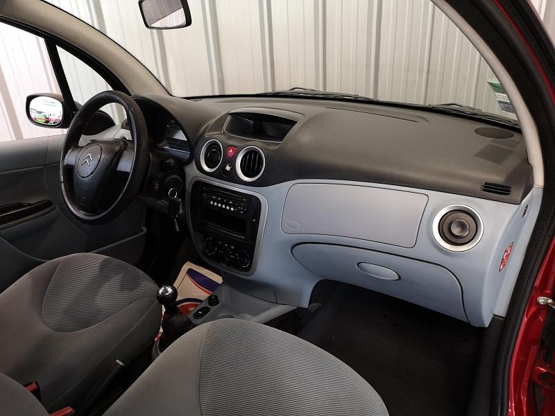 Photo 8 de l'offre de CITROEN C3 1.4 HDI70 PACK CLIM à 4990€ chez Auto VEC