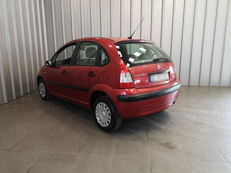 Photo 6 de l'offre de CITROEN C3 1.4 HDI70 PACK CLIM à 4990€ chez Auto VEC