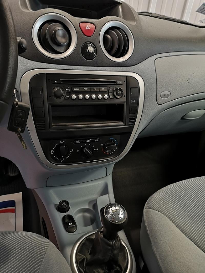 Photo 10 de l'offre de CITROEN C3 1.4 HDI70 PACK CLIM à 4990€ chez Auto VEC