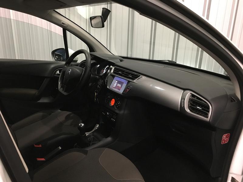 Photo 7 de l'offre de CITROEN C3 STE HDI 70 CLUB ENTREPRISE à 4490€ chez Auto VEC