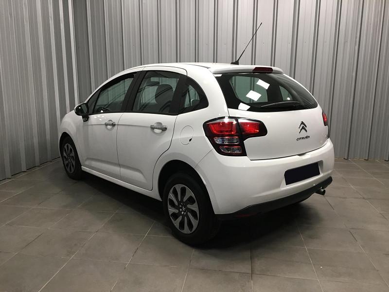 Photo 5 de l'offre de CITROEN C3 STE HDI 70 CLUB ENTREPRISE à 4490€ chez Auto VEC