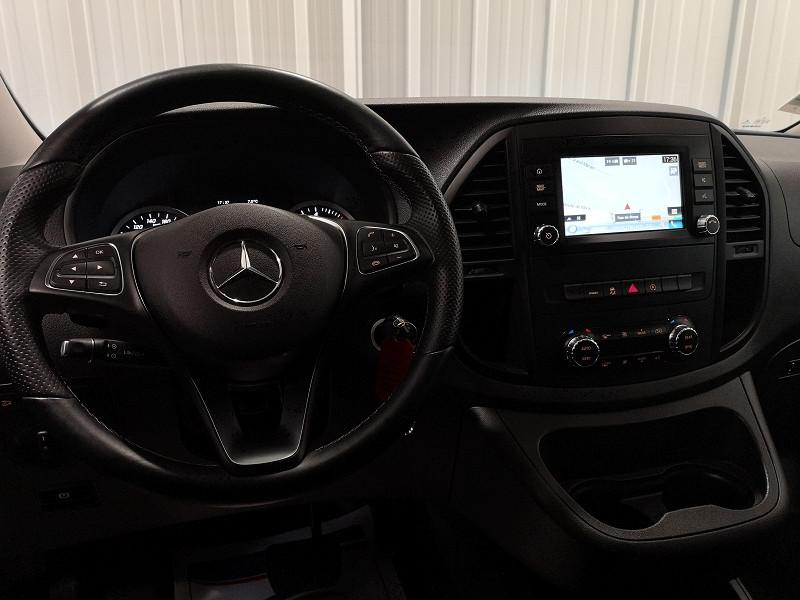 Photo 9 de l'offre de MERCEDES-BENZ VITO FG 119 CDI MIXTO LONG SELECT E6 à 40990€ chez Auto VEC