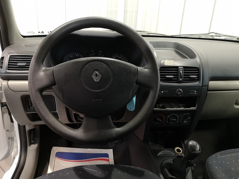 Photo 9 de l'offre de RENAULT CLIO II 1.5 DCI 65CH AUTHENTIQUE 5P à 2490€ chez Auto VEC
