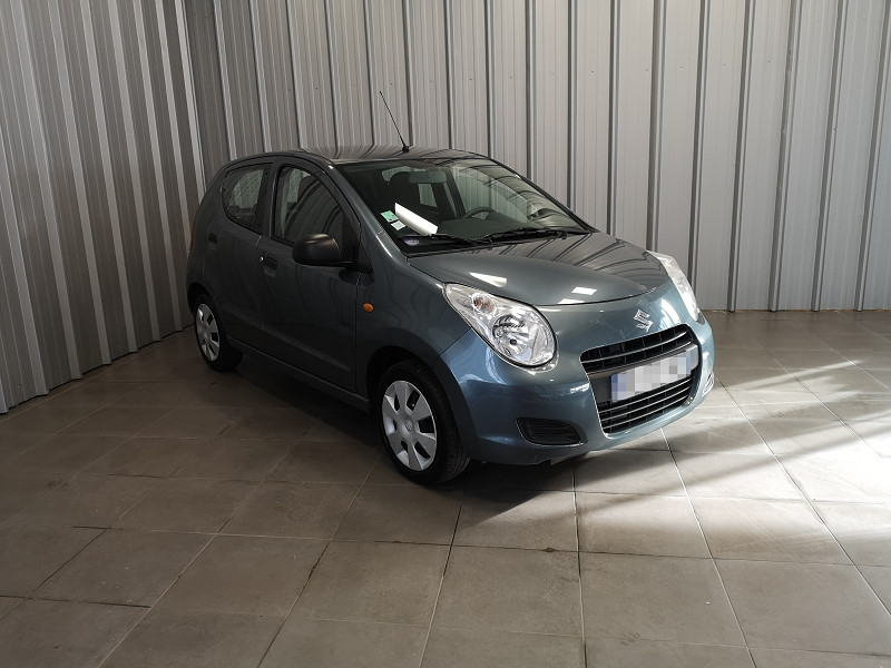 Photo 2 de l'offre de SUZUKI ALTO II 1.0 GL à 4490€ chez Auto VEC