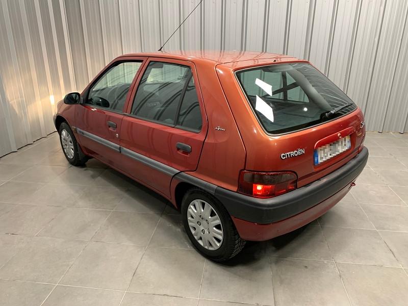 Photo 5 de l'offre de CITROEN SAXO 1.1 AUDACE 5P à 2990€ chez Auto VEC
