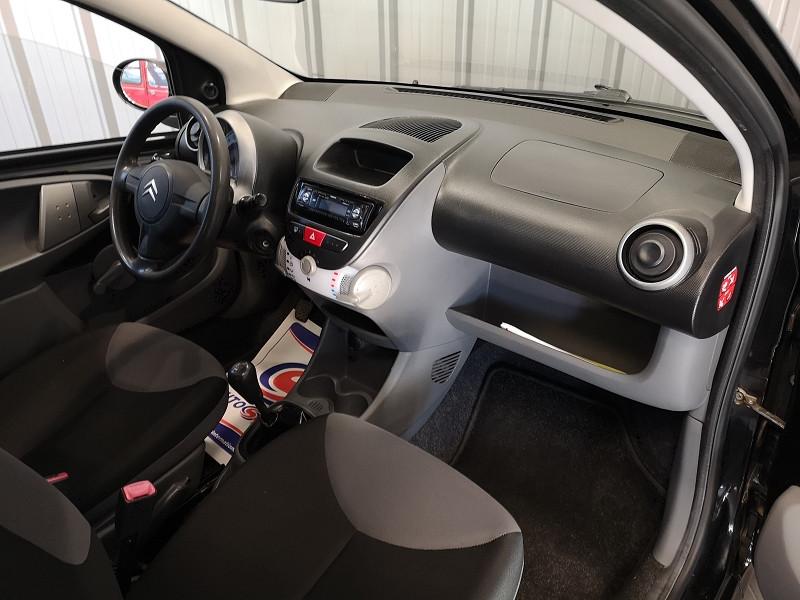 Photo 8 de l'offre de CITROEN C1 1.0I ATTRACTION 5P à 4490€ chez Auto VEC