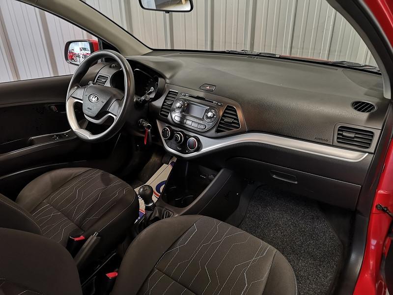 Photo 8 de l'offre de KIA PICANTO 1.0 STYLE 3P à 5490€ chez Auto VEC