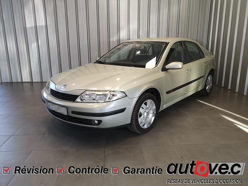 Renault LAGUNA II 1.9 DCI 110CH EXPRESSION Diesel VERT C Occasion à vendre