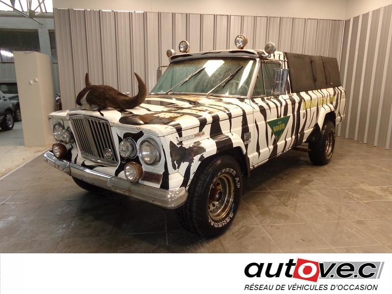 Jeep GLADIATOR TOWNSIDE V8 327 J 3000 DAKTARI Essence BLANC Occasion à vendre