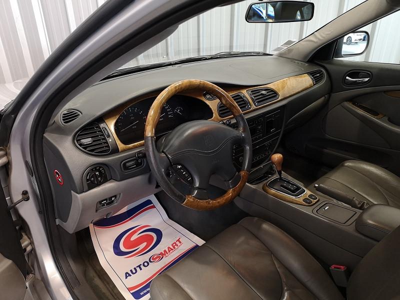 Photo 6 de l'offre de JAGUAR S-TYPE 3.0 V6 PACK BA à 3990€ chez Auto VEC