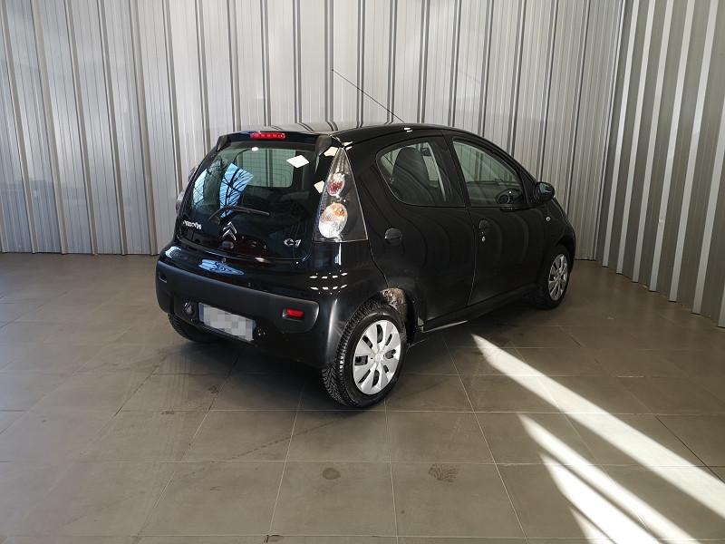 Photo 5 de l'offre de CITROEN C1 1.0I ATTRACTION 5P à 4490€ chez Auto VEC