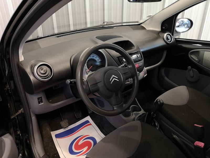 Photo 7 de l'offre de CITROEN C1 1.0I ATTRACTION 5P à 4490€ chez Auto VEC