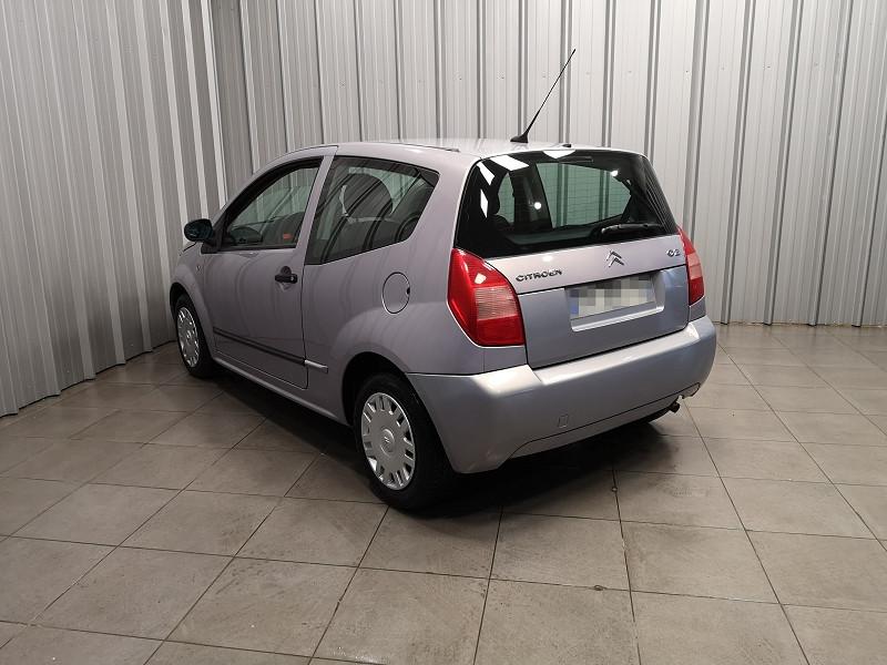 Photo 6 de l'offre de CITROEN C2 1.1 PACK 3P à 4490€ chez Auto VEC