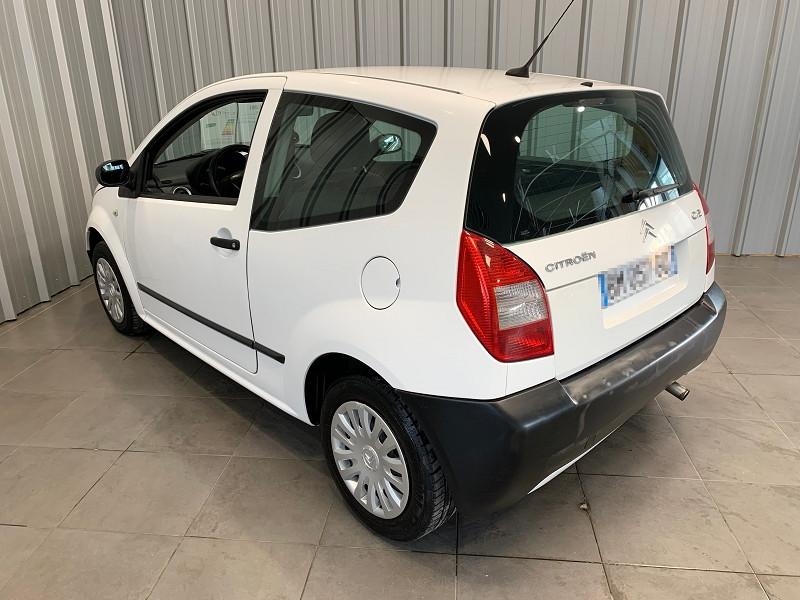 Photo 6 de l'offre de CITROEN C2 STE 1.4HDI CLUB ENTREPRISE à 3490€ chez Auto VEC