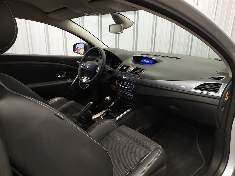 Photo 8 de l'offre de RENAULT MEGANE III COUPE 2.0 DCI 160CH FAP GT à 6490€ chez Auto VEC