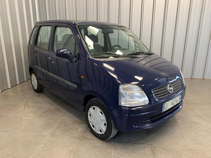 Photo 2 de l'offre de OPEL AGILA 1.2 16V CITY à 3490€ chez Auto VEC