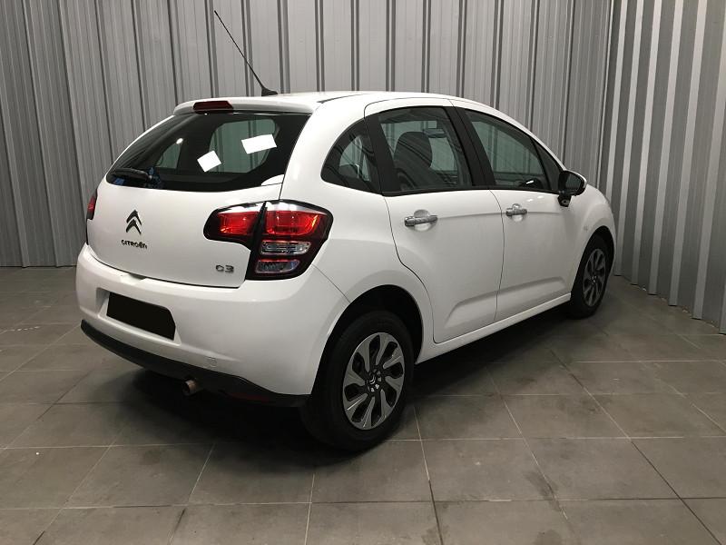 Photo 4 de l'offre de CITROEN C3 STE HDI 70 CLUB ENTREPRISE à 4490€ chez Auto VEC