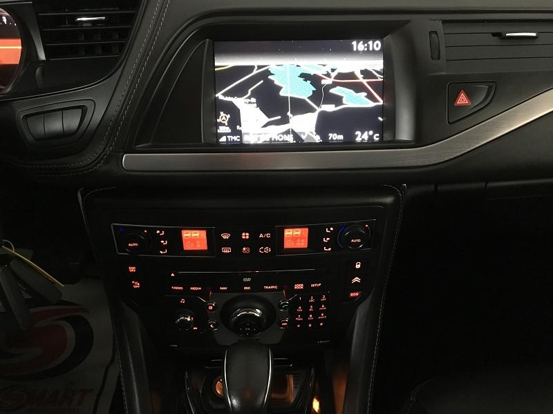 Photo 13 de l'offre de CITROEN C5 3.0 V6 HDI 240 FAP EXCLUSIVE BVA6 à 8490€ chez Auto VEC