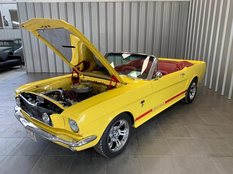 Photo 7 de l'offre de FORD MUSTANG RESTOMOD USA à 45990€ chez Auto VEC