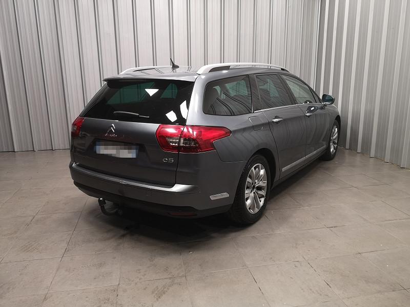 Photo 5 de l'offre de CITROEN C5 TOURER 2.0 HDI160 FAP EXCLUSIVE BVA6 à 7490€ chez Auto VEC