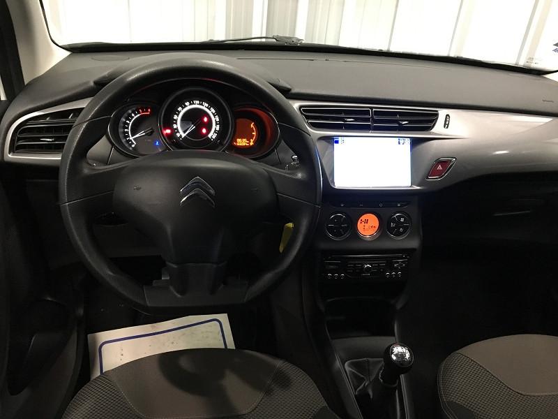 Photo 8 de l'offre de CITROEN C3 STE HDI 70 CLUB ENTREPRISE à 4490€ chez Auto VEC