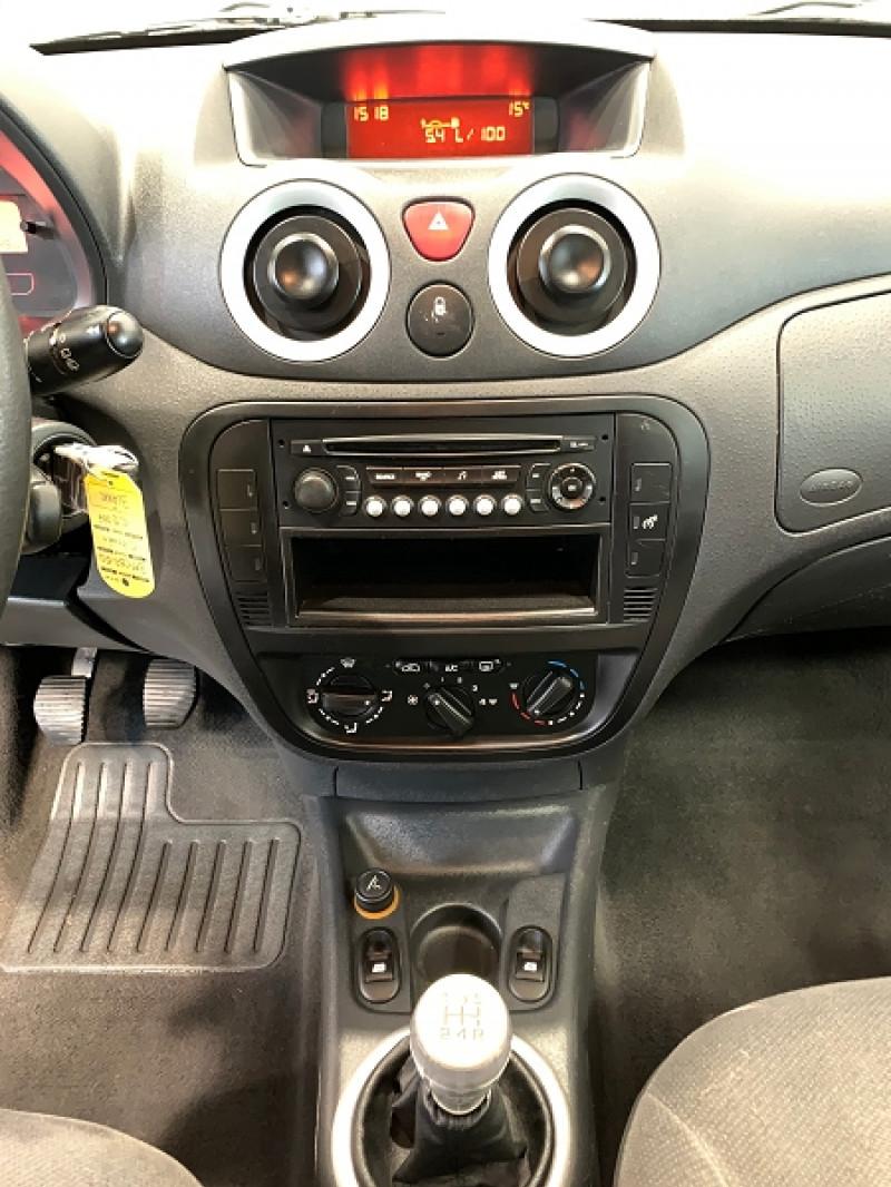 Photo 9 de l'offre de CITROEN C2 STE 1.4HDI CLUB ENTREPRISE à 3490€ chez Auto VEC